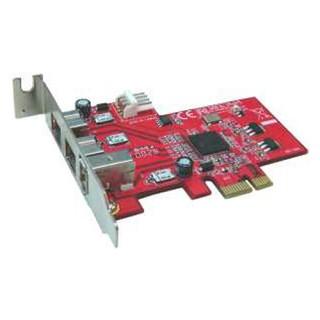 FireWire 800/400 PCIe Adaptor Card